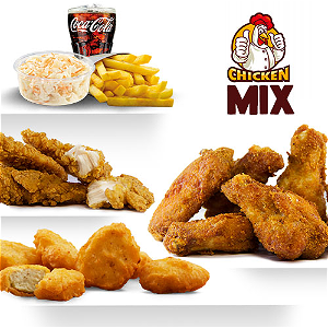 Foto Chicken MIX FOR TWO