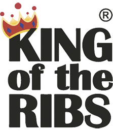 Logo King of the Ribs Amersfoort